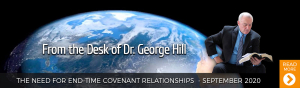 September 2020 - The Need For End-Time Covenant Relationships