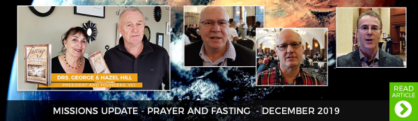 December 2019 - Prayer And Fasting For Victory