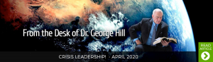 April 2020, Crisis Leadership