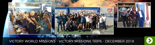 December 2018 - Victory Missions Trips