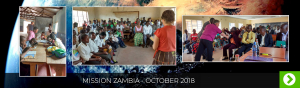 October 2018 - Missions Zambia