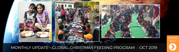 October 2019 - Global Christmas Feeding Program
