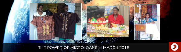 March 2018 - The Power of Microloans